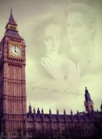 togethre in London by BellatrixStar88