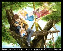 good bye Jesse... by Terrence by Club-Terabithia