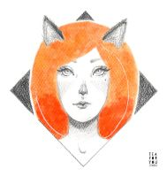 Vulpes by laitdepomme