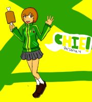 AWW IT'S CHIE by TehREALShadowMan
