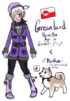Hetalia OC - Greenland by Its-All-In-Your-Head