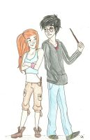 By your side by Annabeth590