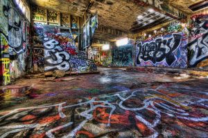 Graffiti HDR by Doogle510
