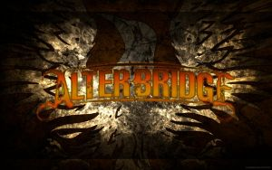 Alter Bridge Wallpaper by Junleashed