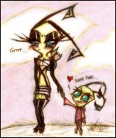 Pir and Seni::Smeet:: by YoshiReibu