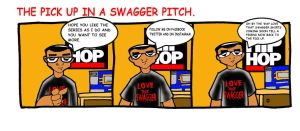 The Pick up in a swagger pitch by RWhitney75