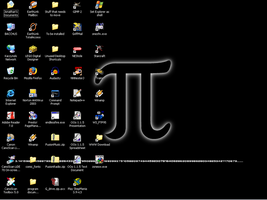 Pi desktop by AchisutoShinzo