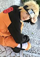 Uzumaki Naruto by Guilcosplay