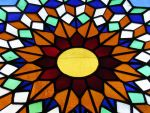 Stained Glass, Mezquita, Cordoba by LocalCat