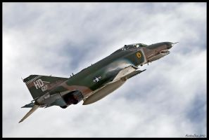 Nellis Phantom II by AirshowDave