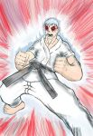 Karate rage Ous by hotpopcorn