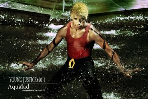 Aqualad by qcamera