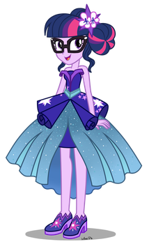 Crystal Ball - Twilight Sparkle by MixiePie