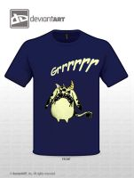 Angry little monster T-shirt by lil-psycho-pencil