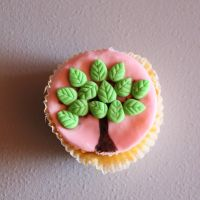 Cupcake - tree by Hadelith