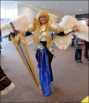 Avcon 2013-Kayle- League of Legends by NatSilva