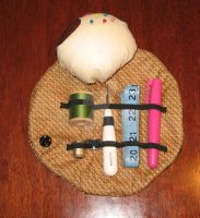 sewing kit ice cream by peaceocake