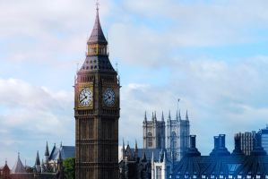 Big Ben by Lisapictures