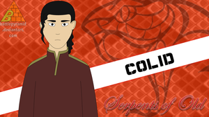 Serpents of Old Cast - Colid by BattlePyramid