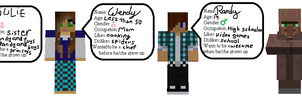 Minecraft Comic Promo 2 by The-Bryce-Is-Right