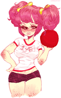 dodgebaLL RIBBONI STA by FuuFuuFuriFuriPupi