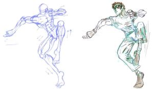Male Dynamic Clothes 1 by naiser