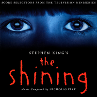 The Shining TV Miniseries CD Soundtrack Jacket by TerrysEatsnDawgs