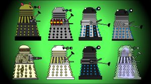 The Missing Daleks 2 by Moon-manUnit-42