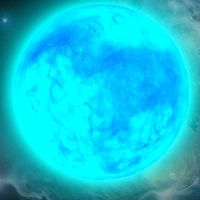 Blue dwarf by Johndoop