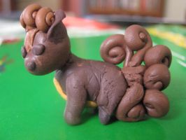 Clay Vulpix by GaBrIeLlA123