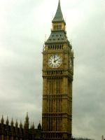 Big Ben by MHalling