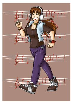 Music is life by 7marichan7
