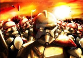 Army of the Republic by PrimeCommander