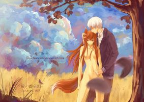 Spice And Wolf by Gin-Uzumaki