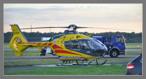 Spotting Eurocopter EC 135 by MarcinG1