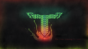 TBag Clan Typography #1 by GFX-ZeuS