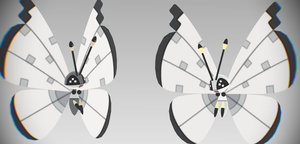 [MMD Download] Vivillon *Read Description* by Supurreme