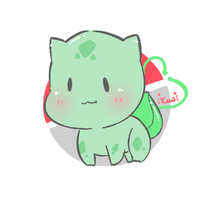 [Pokemon] Bulbasaur by ashred252