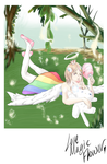 My Gaia Avi by LoveMagicFlower