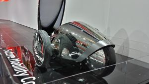 Toyota Mobilty Concept by Thrumm
