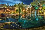 Orchidacea Resort: Swimming Pool Area by beloved16