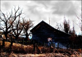 Twisted Version Barn by jewelslove