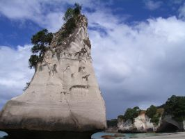 Cathedral Cove 2 by bidwell