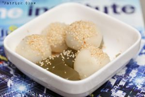 Sesame tang yuan 1 by patchow