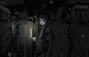 Step With Me Through A Sea Of Conformity by yukicaster