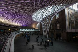 Kings Cross concourse 2 by daliscar