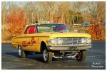 A Mercury Comet Gasser by TheMan268