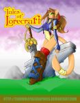 Colors -- Lorecraft Kat Final by SRSobotka