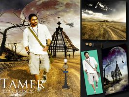 Tamer Hosny by Man-Graphics