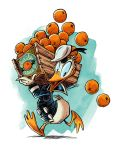 Donald Duck by RobbVision